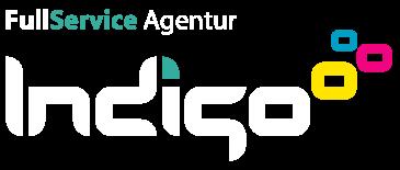 Fullservice Agentur Indigo Logo
